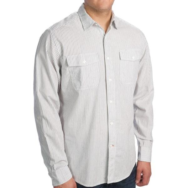 Dockers Laundered Chambray Shirt - Long Sleeve (For Men)