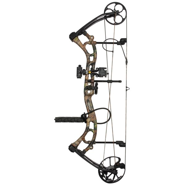 Bear Archery Authority RTH Compound Bow Package