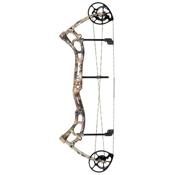 CLOSEOUTS . Bear Archeryand#39;s Effect RTH compound bow package is designed to enhance accuracy and power on the hunt. The Ready-to-Hunt package includes multiple accessories, including a whisker biscuit, 4-pin sight and a quiver. Available Colors: REALTREE APG.