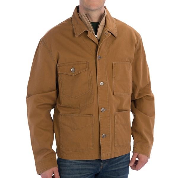 Woolrich Centerpost Chore Coat (for Men)