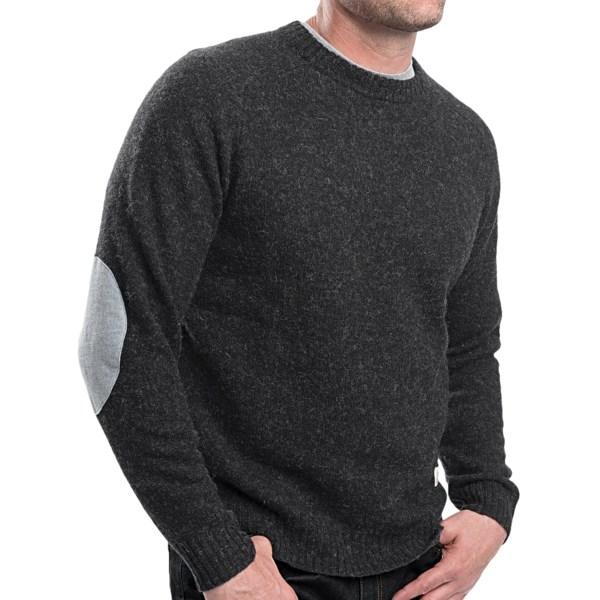 Woolrich Kennebeck Sweater - Shetland Wool (For Men)