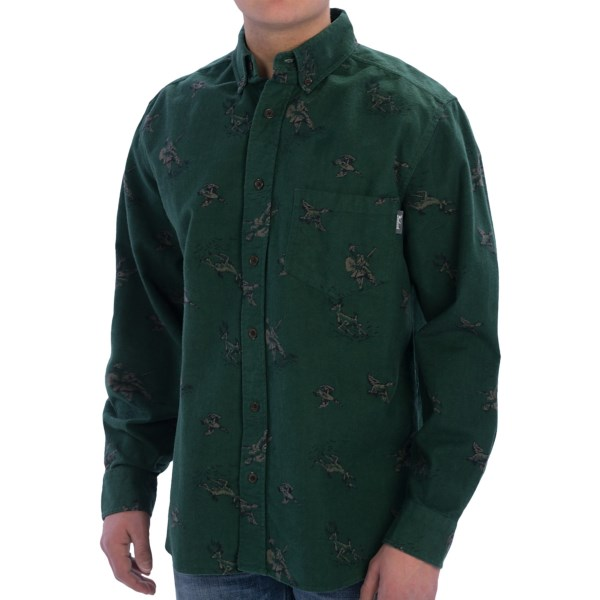 Woolrich Tiadaghton Shirt - Long Sleeve (For Men)
