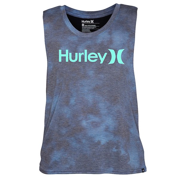 Hurley One And Only Cloud Biker Tank Top (for Women)