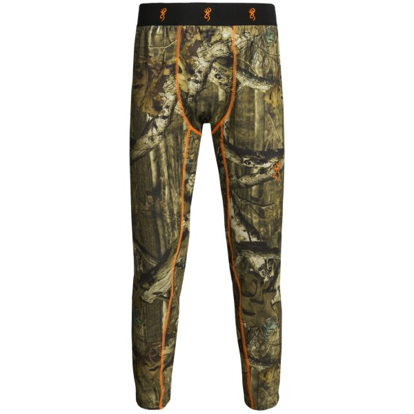 Browning Hells Canyon Base Layer Bottoms - Midweight (For Men)