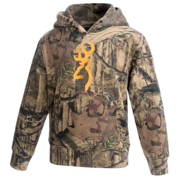 Browning Buckmark Junior Hoodie (For Kids and Youth)