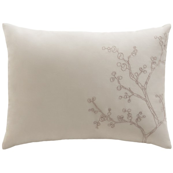 Barbara Barry Flowering Plum Decor Pillow - 12x16?, Cotton Sateen