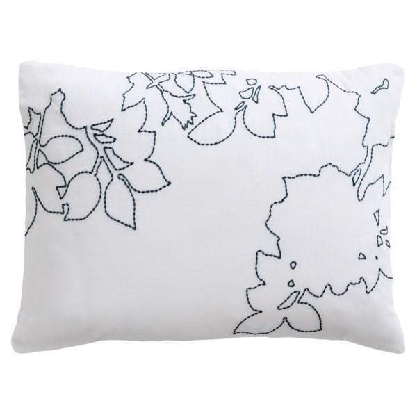 Barbara Barry Cotton Sateen Kimono Decor Pillow - 12x16?