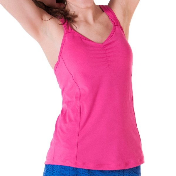 Skirt Sports Kelly Support Tank Top - UPF 50  (For Women)