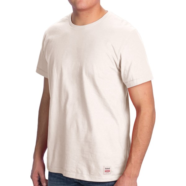 Carhartt Solid Non-Pocket T-Shirt - Short Sleeve (For Men)