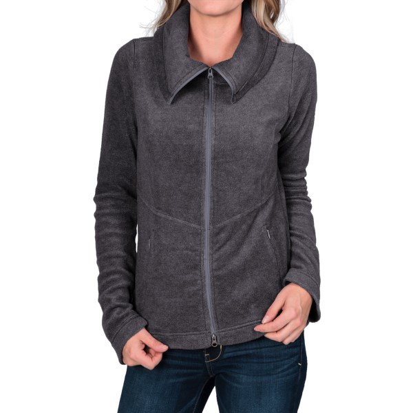 Royal Robbins Departures Fleece Shirt - UPF 50 , Full Zip, Long Sleeve (For Women)