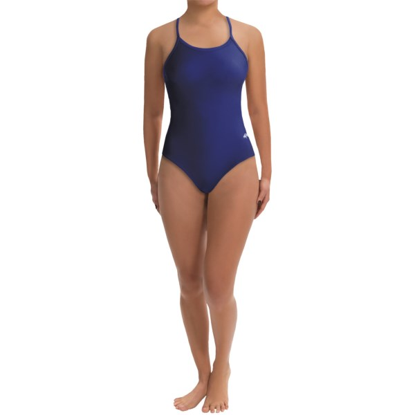Dolfin Team Solid Competition Swimsuit  (for Women)