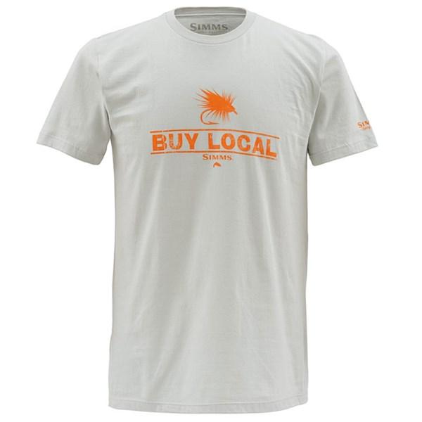 Simms Buy Local T-Shirt - Short Sleeve (For Men)