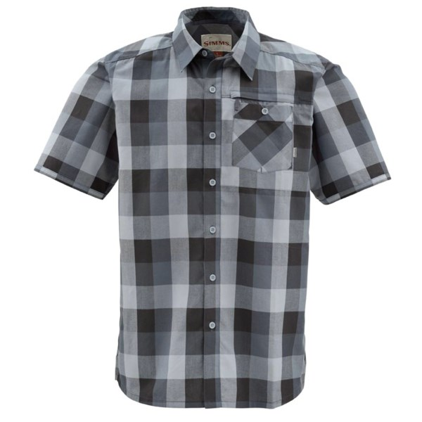 Simms Espirito Shirt - UPF 30 , Short Sleeve (For Men)