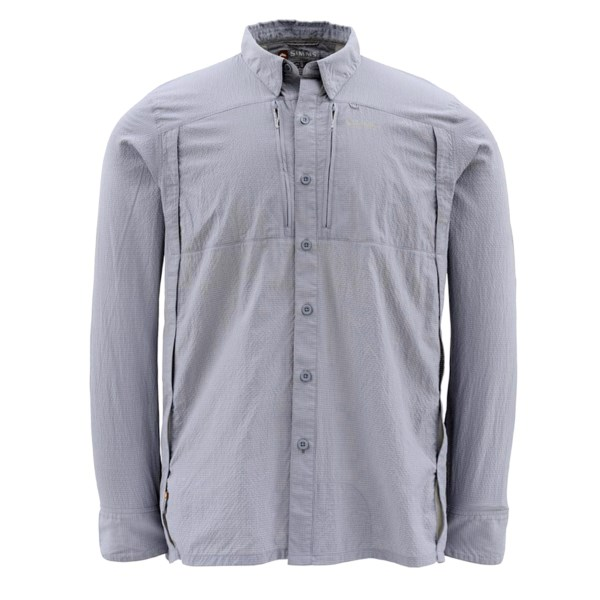 Simms Grand Slam Shirt - Dryline(R), UPF 30 , Long Sleeve (For Men)