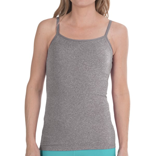 32 Degrees Cool Yoga Camisole Built In Bra, Spaghetti Straps (For Women)