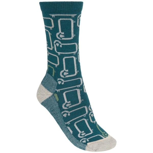 Woolrich Novelty Classic Sheep Socks - Merino Wool, Crew (For Women)