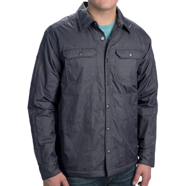 Mountain Hardwear Trekkin Shacket - Insulated, UPF 50 (For Men)