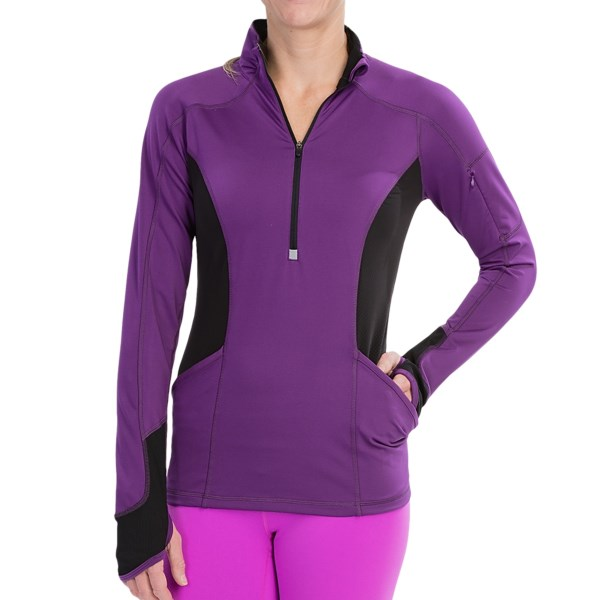 CLOSEOUTS . So cute! And youand#39;re going to love its silky-warm feel on your next chilly fitness run or dash to the store. lucyand#39;s I Run This pullover is moisture-wicking, nicely ventilated, and the extra-long sleeves with thumbholes graze the backs of your hands. Available Colors: SUGAR PLUM. Sizes: XS, S, M, L, XL.