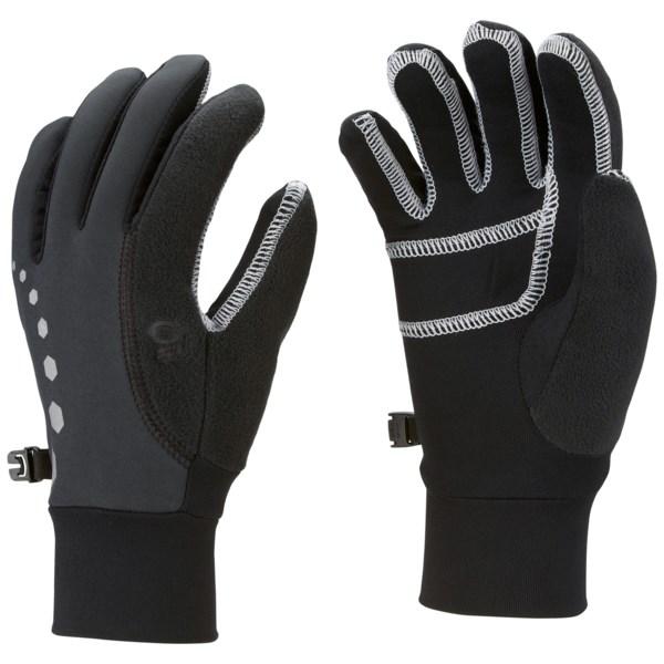 Mountain Hardwear Momentum Running Gloves (For Women)