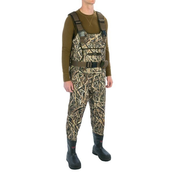 Lacrosse Swamp Tuff Pro Chest Waders - Insulated (for Men)