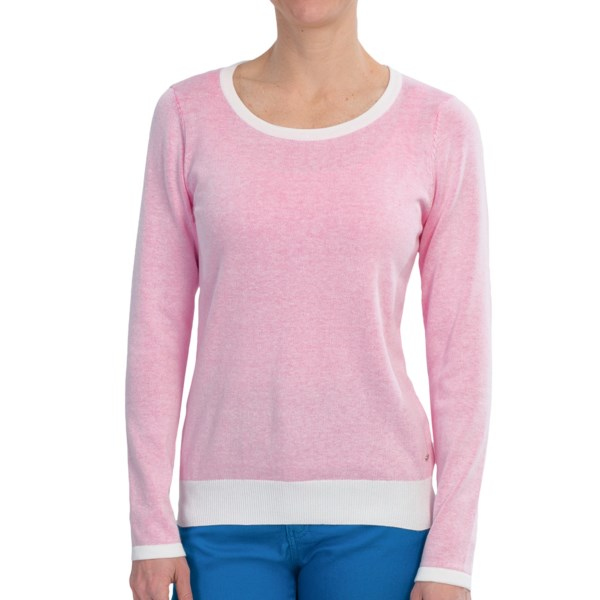 Fdj French Dressing Color Mix Sweater (for Women)