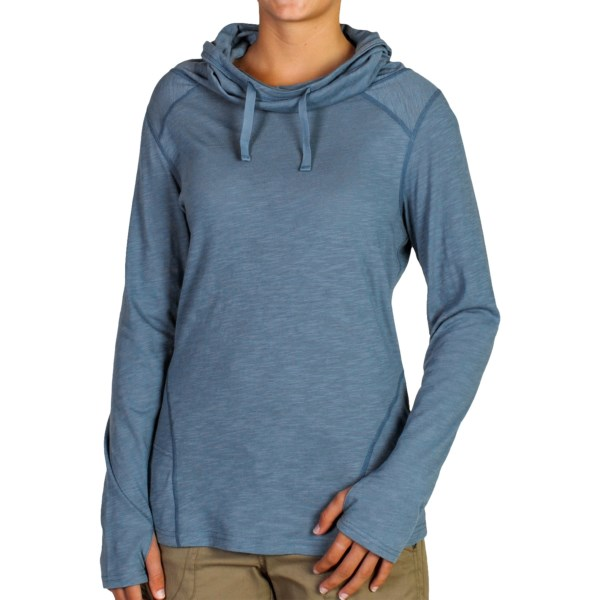 Exofficio Techspressa Pullover Hoodie (for Women)