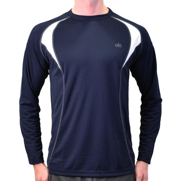 Alo Response T-shirt - Long Sleeve (for Men)