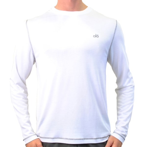 Alo Viscose T-shirt - Long Sleeve (for Men)