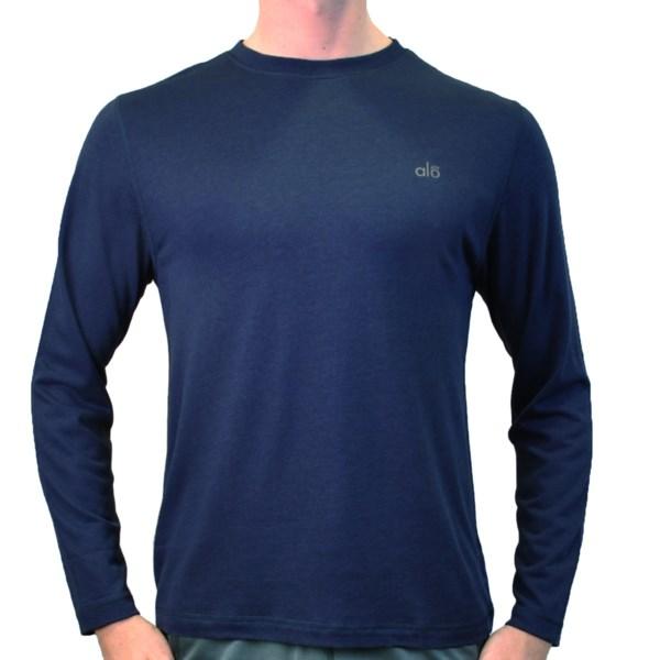 Alo Viscose T-shirt - Long Sleeve (for Men)