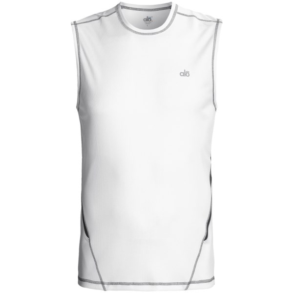 Alo Reflex T-Shirt - Sleeveless (For Men)