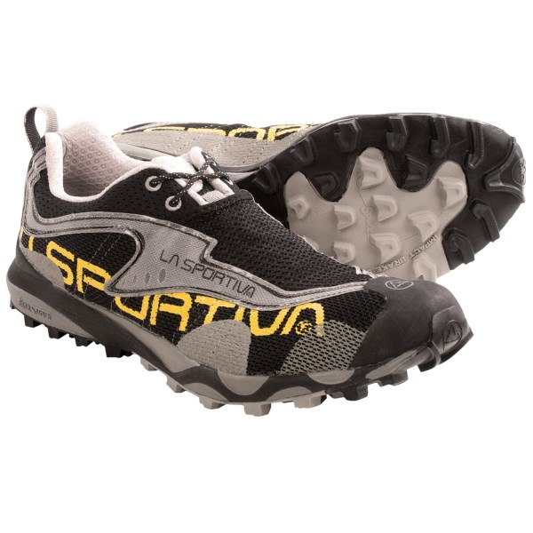 La Sportiva C Lite Trail Running Shoes (For Men)