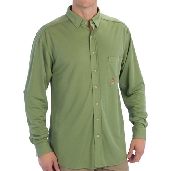 Montauk Tackle Company Button-Down Dress Shirt -UPF 50, Long Sleeve (For Men)