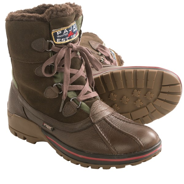 Pajar Banff Snow Boots - Waterproof, Insulated (For Men)