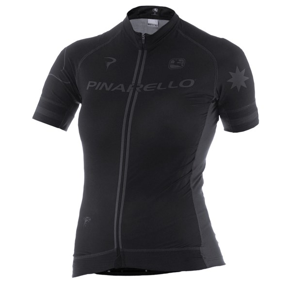 Pinarello by Giordana Stars FR-C Trade Cycling Jersey - Full Zip, Short Sleeve (For Women)
