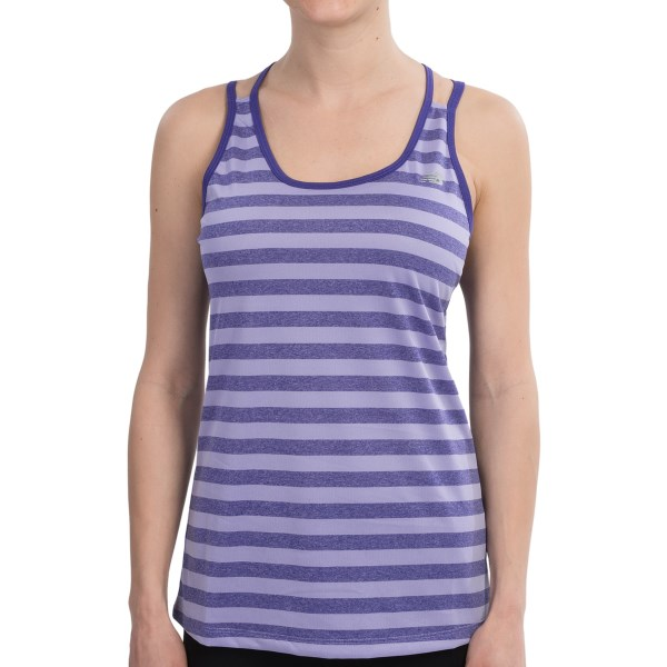 New Balance Double Time Tank Top - Racerback (for Women)