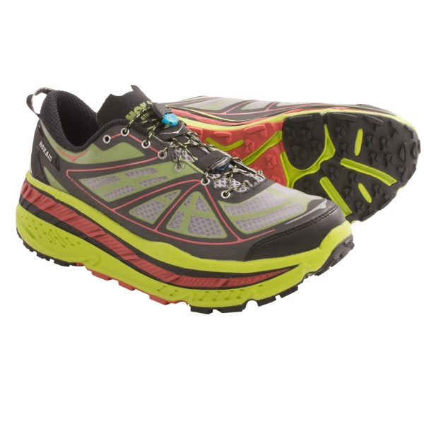 Hoka One One Stinson ATR Trail Running Shoes (For Men)