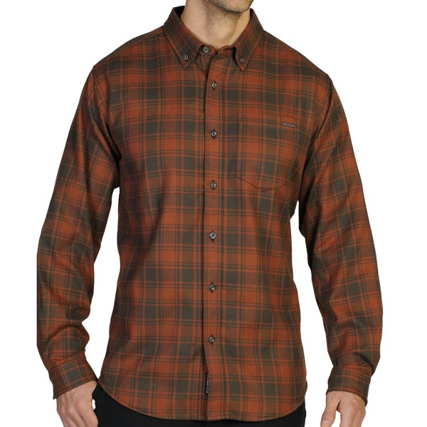 ExOfficio Kegon Flannel Shirt - Long Sleeve (For Men)