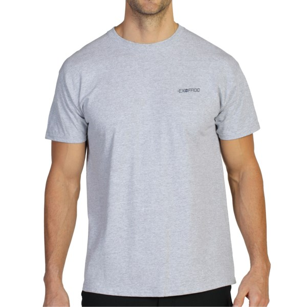 CLOSEOUTS . Whether youand#39;re out exploring the high-country or kicking back at home, ExOfficioand#39;s Mt. Rainier T-shirt will keep you feeling good with lightweight, breathable fabric and a comfortable fit. Available Colors: GREY HEATHER, INDIGO HEATHER. Sizes: S, M, L, XL, 2XL.