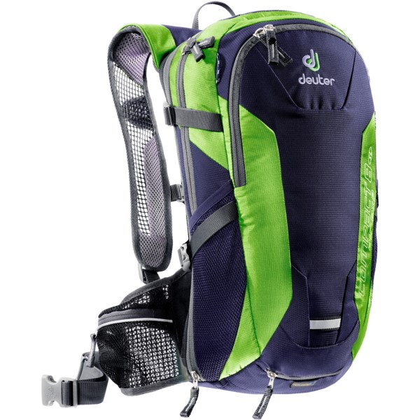 CLOSEOUTS . Boasting a women-specific fit, hydration reservoir and a highly functional design, Deuterand#39;s Compact Air EXP 8 SL hydration pack is built for singletrack adventures on two wheels and day hikes on your favorite trail. Available Colors: BLUEBERRY/SPRING.