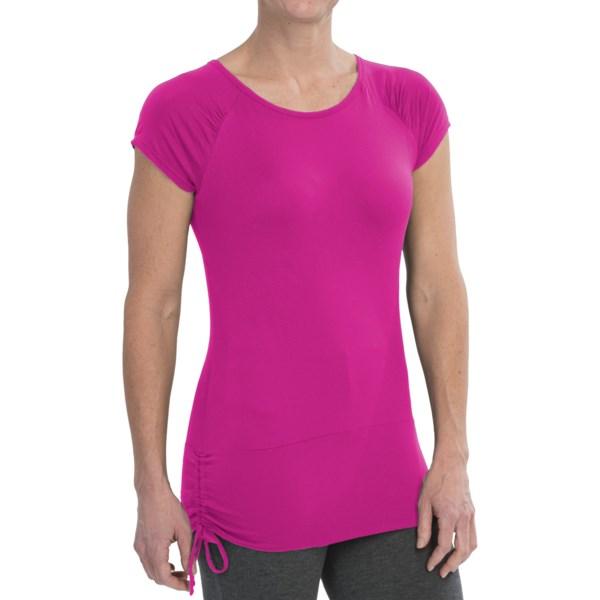 Active T Shirt Short Sleeve (For Women)