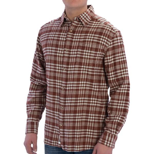 Mountain Khakis Peden Plaid Shirt - Cotton Flannel, Long Sleeve (For Men)