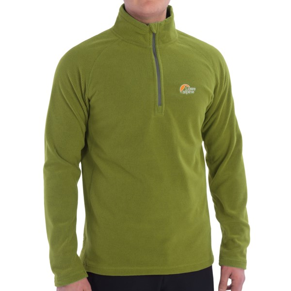 CLOSEOUTS . Lowe Alpineand#39;s Grid fleece jacket delivers low-bulk warmth and excellent durability, thanks to renowned Aleutian grid fleece. Available Colors: BLACK, CHINESE RED, INK, SLATE, AUTUMN RED, FERN. Sizes: S, M, L, XL, 2XL.
