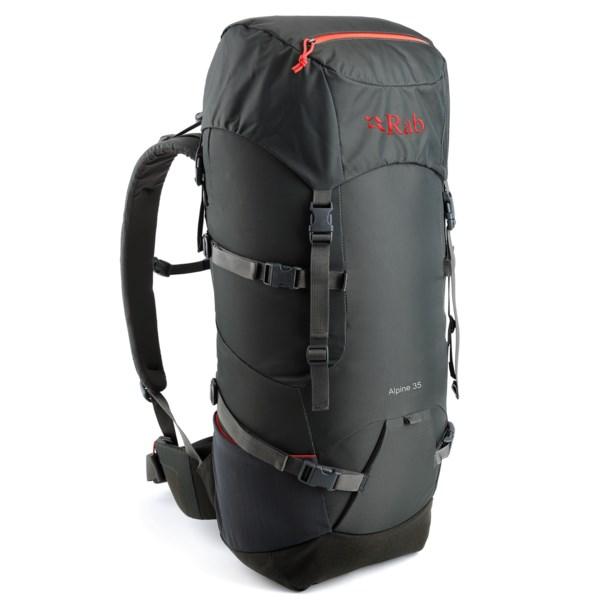 Rab Alpine 35 Backpack - Internal Frame (For Men and Women)