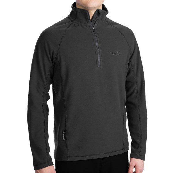 Rab Orbit Pull-On Polartec(R) Microfleece Pullover - Long Sleeve (For Men)