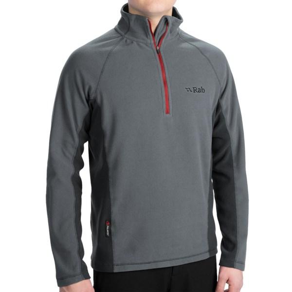 Rab Orbit Pull-On Polartec(R) Microfleece Pullover - Long Sleeve (For Men)