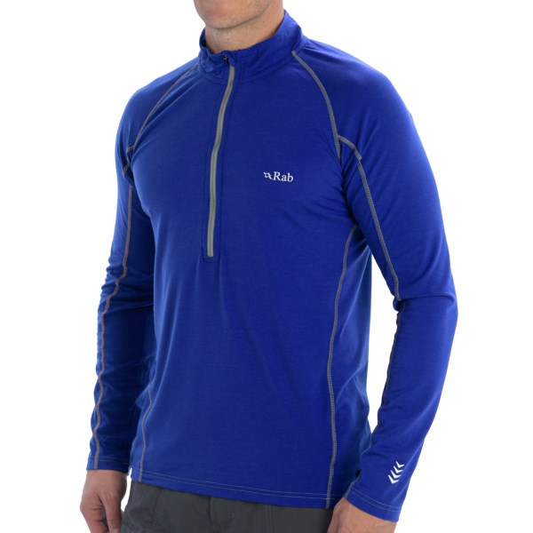 CLOSEOUTS . Raband#39;s Aeon Plus pullover offers high-performance comfort as a base, mid and outer layer, thanks to super-soft, quick-drying and odor-resisting jersey fabric with flatlock seams and a ventilating neck zip. Available Colors: BREAKER, MOLTEN. Sizes: S, M, L, XL, 2XL.