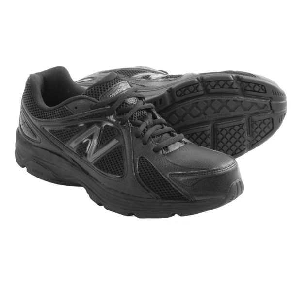 CLOSEOUTS . New Balance 847V2 walking shoes offer American-made comfort and premium support for active lifestyles. The seamless internal lining and the OrthoLiteand#174; foam in the collar, tongue and heel offer outstanding cushioning for long days on your feet. Available Colors: BLACK. Sizes: 7, 7.5, 8, 8.5, 9, 9.5, 10, 10.5, 11, 11.5, 12, 12.5, 13, 14.