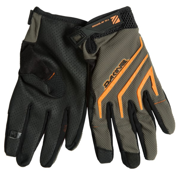 DaKine Traverse Biking Gloves - Touch-Screen Compatible (For Men)