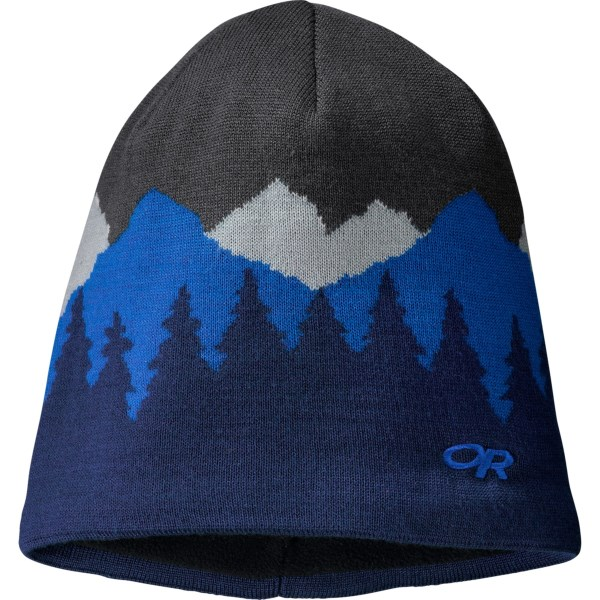 Outdoor Research Perspective Beanie Hat - Wool Blend, Fleece Lining (For Men and Women)
