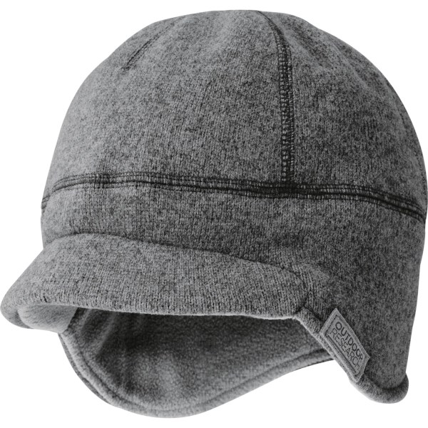 Outdoor Research Longhouse Fleece Cap - Ear Flaps (For Men and Women)